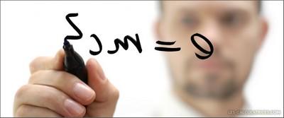 mathématicien qui fait des calculs