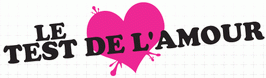 logo du test d'amour